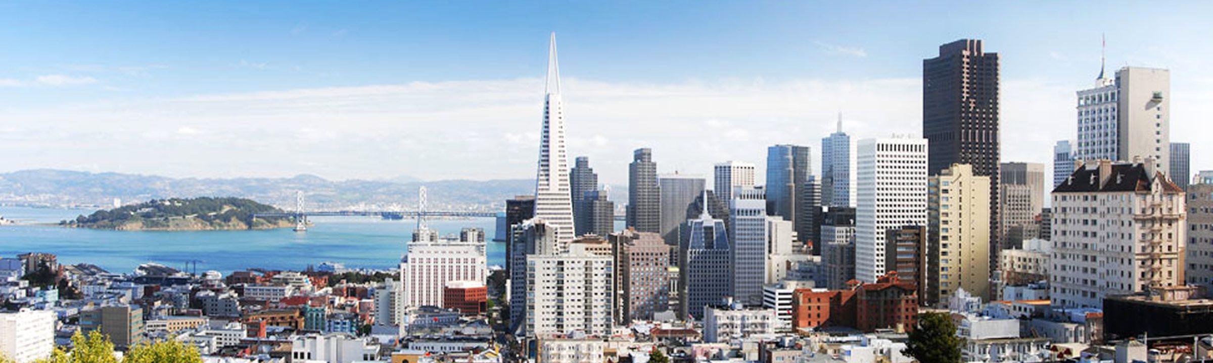 Photo of downtown San Francisco